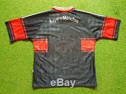 FC Bayern München Trikot XL 1997 1998 Adidas Football Shirt Munich Jersey Astra
