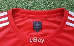 FC Bayern München Trikot XXL Retro 83/84 Adidas Shirt Jersey Munich Iveco