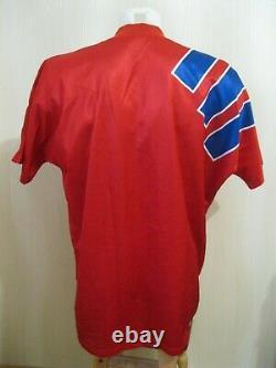 FC Bayern Munich 1992/1993/1994 Home Sz XL Adidas Equipment shirt jersey trikot