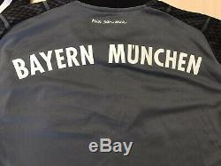 FC Bayern Munich 2014/2015 Goalkeeper Size M trikot football shirt jersey soccer