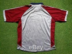 FC Bayern Munich Camiseta XXL Final 1998 1999 Adidas Fútbol Camiseta Jersey Opel