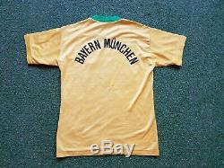 FC Bayern Munich JERSEY 1989 1990 Adidas Munich Football Shirt Jersey Opel