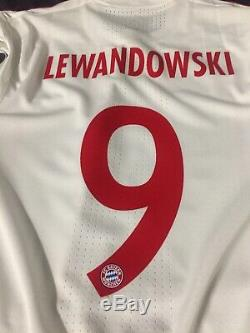 FC Bayern Munich Jersey Match Prepared Player issue Adizero