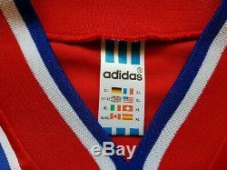 FC Bayern Munich Jersey XL 1993 1994 Adidas Munich Football Shirt Jersey