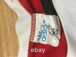 FC Bayern Munich München 1978/1979 #10 Heim Trikot Shirt Adidas Jersey (5/6 M)