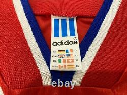 FC Bayern Munich München 1993/1995 Heim Trikot Shirt Adidas Jersey (XL) camiseta