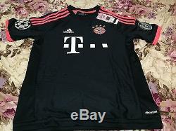 FC Bayern Munich Munchen 2015/2016 UEFA Champion league shirt jersey Kimmich