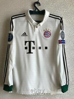 FC Bayern Munich UEFA Chamoipns League match worn / prepared shirt soccer jersey