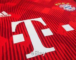 FREE BONUS Alphonso Davies Signed FC Bayern Munich Jersey PROOF COA Whitecaps