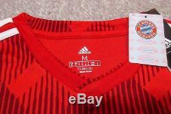 FREE BONUS Alphonso Davies Signed FC Bayern Munich Jersey PROOF COA Whitecaps A