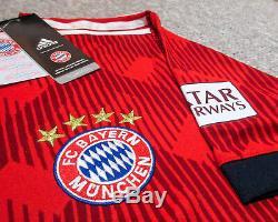 FREE BONUS Alphonso Davies Signed FC Bayern Munich Jersey PROOF COA Whitecaps B