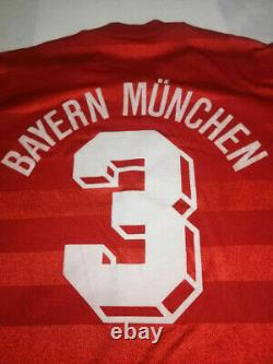 Fc BAYERN MUNICH jersey 70 80s Football vtg Shirt Adidas commodor 3 Hans Pflüger