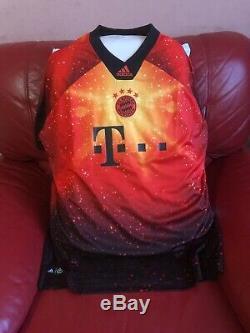 Fc Bayern Munchen Adidas Soccer Jersey Sport Nwt Size Xl Mens