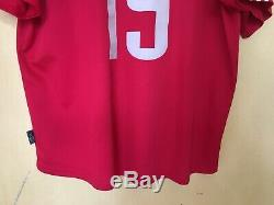 Fc Bayern Munich 2000\2001 CL Football Jersey Soccer Shirt Vintage #19 Jancker