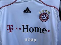 Fc Bayern Munich 2009\2010 Goalkeeper Football Jersey Trikot Soccer Shirt Gk