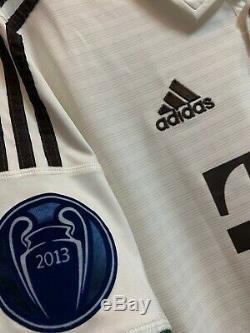 Fc Bayern Munich 2013/14 Adidas Away Shirt Jersey Trikot Maglia Camisa Robben L
