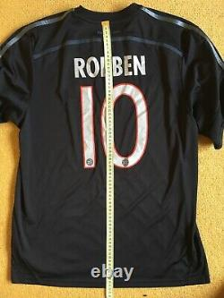 Fc Bayern Munich 2014\2015 Third Football Soccer Shirt Trikot Jersey #10 Robben