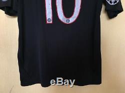 Fc Bayern Munich CL 2014\2015 Football Soccer Shirt Trikot Jersey #10 Robben