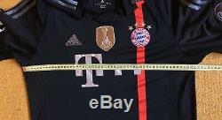 Fc Bayern Munich Champions League 2014\2015 Football Soccer Shirt #10 Robben