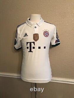Fc bayern Munich Player Issue Formotion Football Shirt Robben Holland jersey