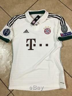 Fc bayern Munich Player Issue Muller Formotion Shirt Trikot Match Unworn Jersey