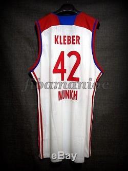 Fiba Maxi Kleber Bayern Munich Genuine Basketball Jersey Euroleague Mavericks