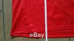 Football shirt soccer FC Bayern Munich Home 2013/2014 Adidas jersey Dante #4 L