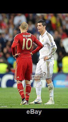 Germany Bayern Munich Player Issue 6 Techfit Jersey Robben Ribery Lahm Era Shirt