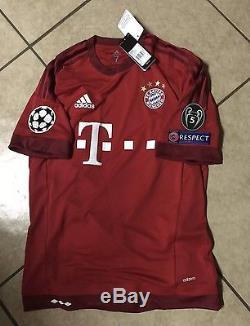 Germany Bayern Munich Player Issue Adizero Match Unworn No Formation Size 8
