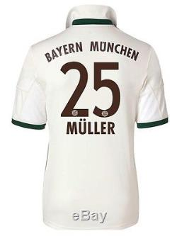 Germany FC bayern Munich Shirt Robben Holland S, M L XL Trikot jersey Soccer