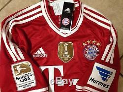 Germany FC bayern Munich Shirt S, M, L, XL Schweinsteiger Trikot jersey Fifa Club