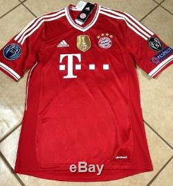 Germany Schweinsteiger S, M, L XL bayern Munich Vs Real Madrid Shirt Trikot jersey