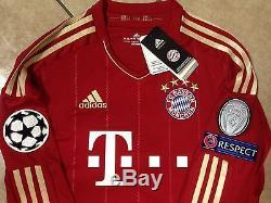 Germany Schweinsteiger Small bayern Munich Shirt Football soccer Trikot jersey