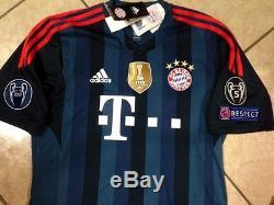 Germany Uefa FC bayern Munich Shirt Schweinsteiger Trikot jersey Fifa Patch
