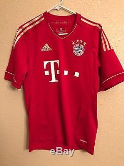 Germany bayern Munich Lahm Era Player Issue Formotion Match Unworn Shirt jersey
