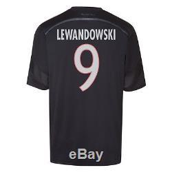 Germany bayern Munich Lewandoski Poland S M L XL jersey Adidas football shirt