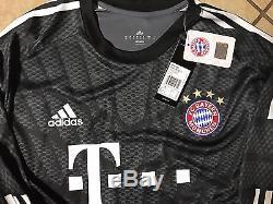 Germany bayern Munich Neuer Player Issue Adizero jersey trikot football shirt