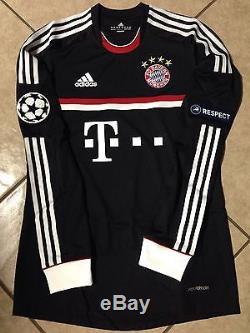 Germany bayern Munich Player Issue Formotion M Uefa Trikot Jersey football shirt