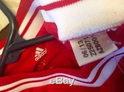 Germany bayern Munich Player Issue Formotion Match Unworn Shirt Size 4 jersey
