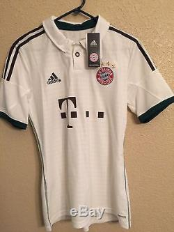 Germany bayern Munich Player Issue Formotion Shirt Size 4 Match Unworn jersey