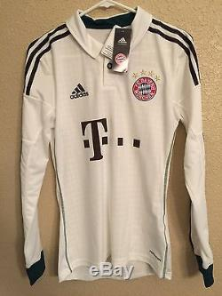 Germany bayern Munich Player Issue Formotion Shirt Size 7 Match Unworn jersey