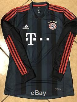 Germany bayern Munich Player Issue Formotion Uefa Trikot Jersey Match worn shirt
