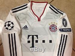 Germany bayern Munich Player Issue Formotion schweinsteiger Trikot Jersey shirt