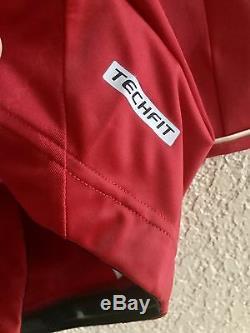 Germany bayern Munich Player Issue Techfit Shirt 6 Trikot Football Soccer jersey