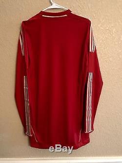 Germany bayern Munich Player Issue Techfit Shirt 9 Trikot Match Unworn jersey