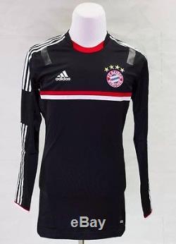 Germany bayern Munich Player Issue Techfit Shirt Size 9 Trikot Football jersey