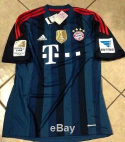 Germany bayern Munich S M L Shirt Robben Football Trikot Fifa jersey