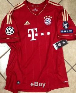 Germany bayern Munich Schweinsteiger S M L jersey original football shirt
