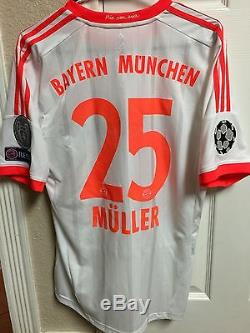 Germany bayern Munich Shirt Thomas Muller Medium Trikot Football Soccer jersey