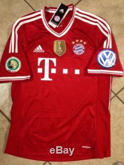 Germany bayern Munich Shirt Thomas Muller Medium Trikot jersey Fifa Club Patch